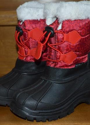 Зимние сапоги kickers