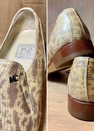 Чоловічі туфлі mirko ciccioli