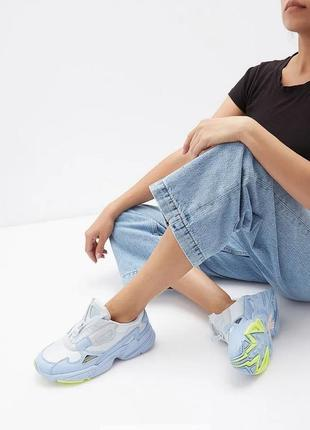 Adidas originals falcon zip кроссовки оригинал 38.5 39