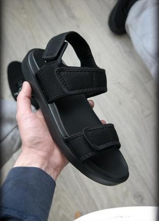 Мужские сандалии лёгкие практичные чоловічі сандалі літні легкі практичні