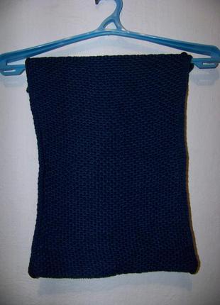 Новый хомут платочной вязки