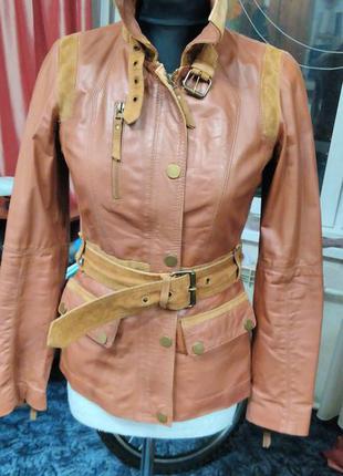 Кожаная куртка, пиджак stradivarius