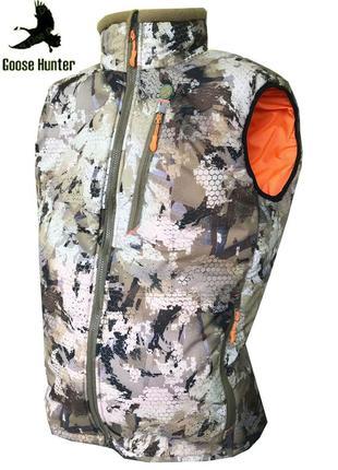Жилет-безрукавка для полювання hunting goose