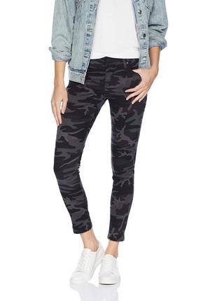 Levi's 721 камуфляжные джинсы
