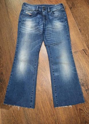 Diesel джинсы 7/8