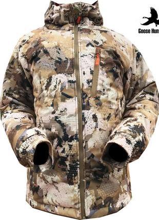 Демісезонна куртка для полювання hunting goose