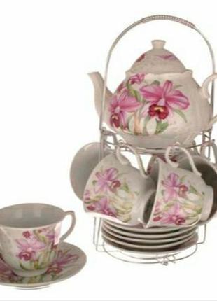 Чайный сервиз на 13 предметов