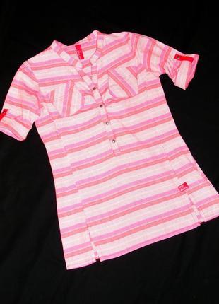 Next шикарная удлинённая рубашка - туника на подростка - 164 размер s