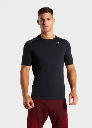 Мужская футболка gymshark vital seamless оригинал
