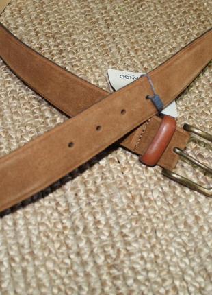 Ремень замш натуральный длина 90 см outlet