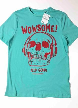 Классная футболка на подростка!