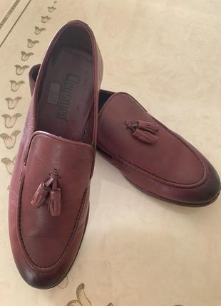 Туфли лоферы турция,41