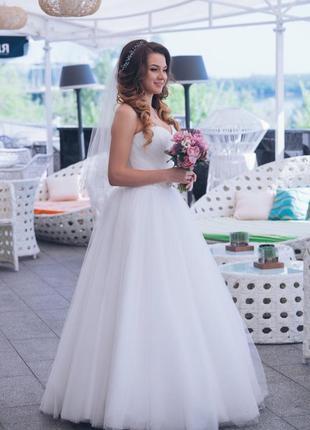 Свадебное платье rozmarini