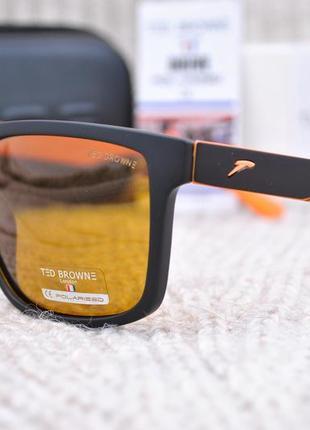 Мужские солнцезащитные очки ted browne polarized окуляри антифара