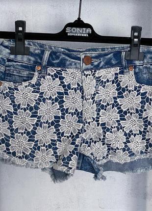 Шорты джинсовые tinseltown