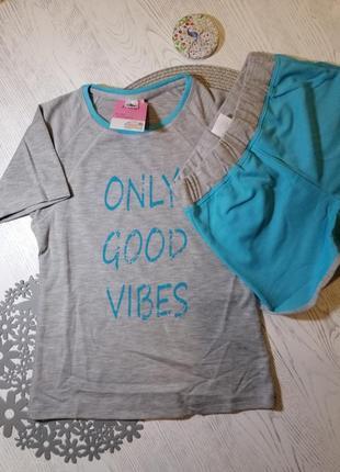 Комплект футболка + шорты