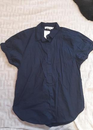 Рубашка h&m, р.36