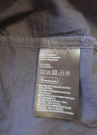 Рубашка h&m, р.364 фото