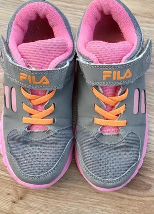 Оригінальні літні кросівки fila 30p.