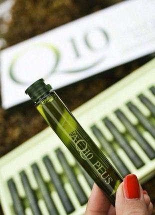 Ампулы для волос с витамином b6 и коэнзимом q10 incus vita q10 plus ampoule