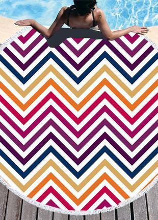 14-25 пляжный коврик полотенце плед покрывало пляжний рушник покривало килимок