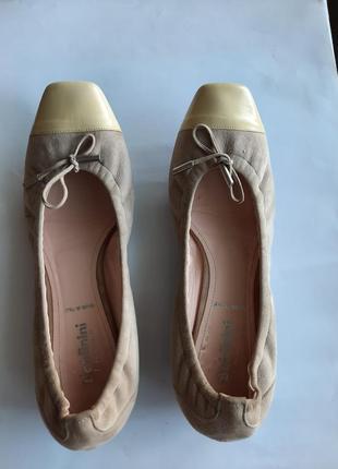Туфли балетки италия baldinini 38р+ подарок