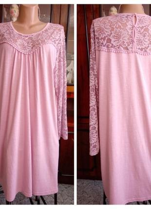 🎅-21% до 21.01.21!!!  нарядное платье р.xl-xxl