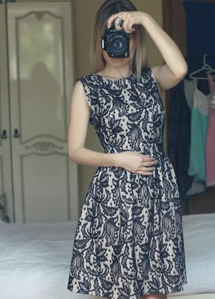Платье от атм, плаття в