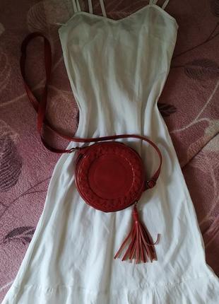 Плаття лляне