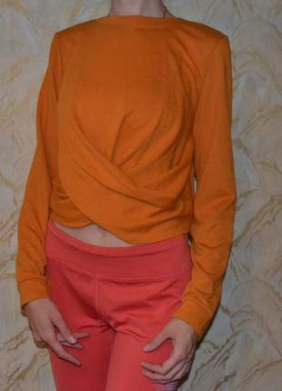 Красивая кофта свитер zara