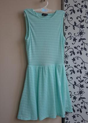 Нежное платье topshop