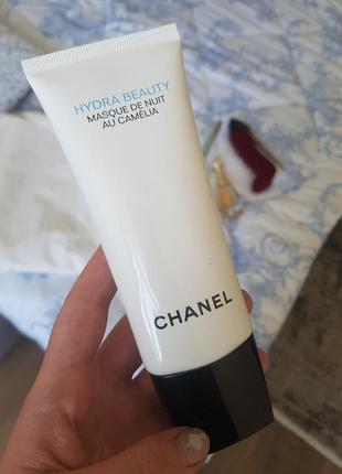 Chanel маска hydra beauty