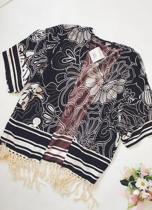 Красивейшая накидка кимоно индия