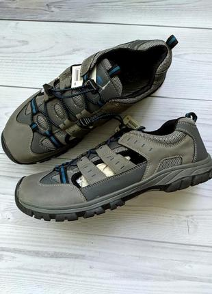 Трекинговые сандали кроссовки 46 размер германия