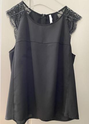Чёрная блуза imperial оригинал