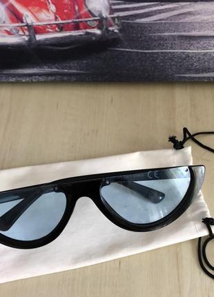 Солнцезащитные очки  «дольки»