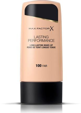 Тональный крем max factor lasting performance