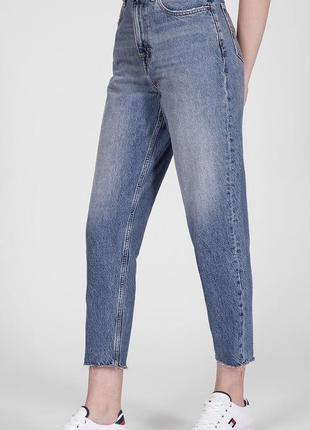 Джинсы женские tommy jeans slim high rise  томми джинс оригинал