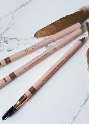 Новинка gucci❤ 2020 карандаш для бровей powder  eyebrow pencil