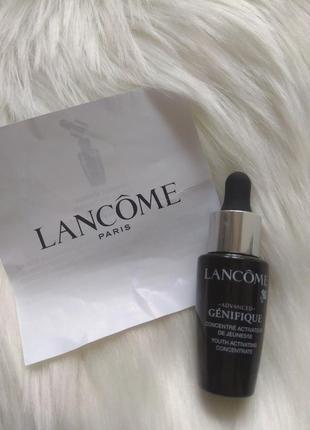Lancome concentrate/ сыворотка для лица/ антиэйдж уход