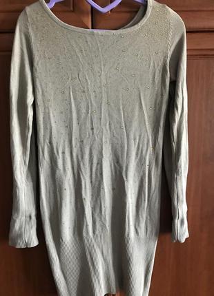 Платье туника 12-13лет