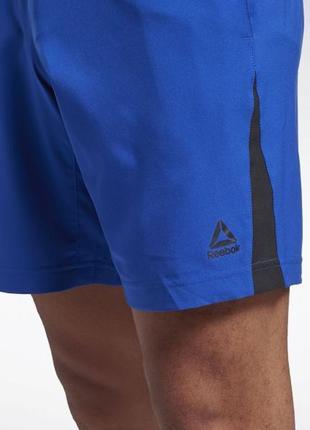 Новые мужские оригинальные шорты reebok m, l