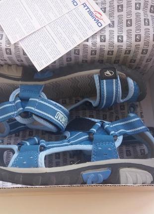 Спортивные сандали босоножки мальчику