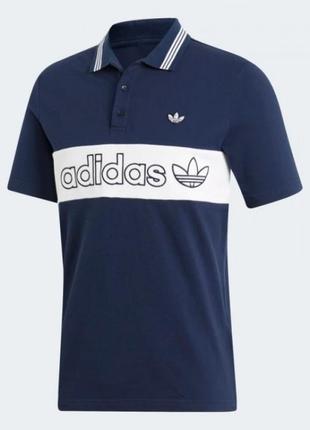 Мужская футболка adidas samstag colorblock ec9307