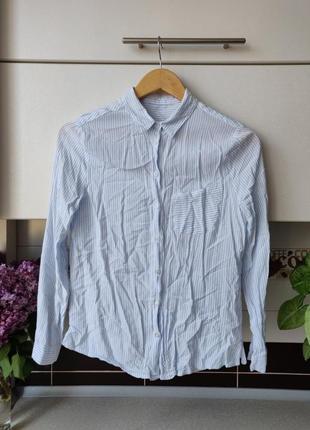 Сорочка, рубашка вискоза terranova