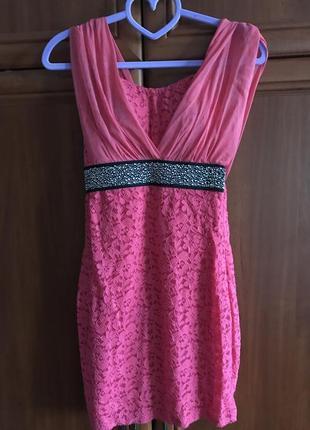 Красивое платье на 12-13лет