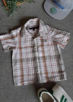 Дитяча літня сорочка на 2 роки.🎁 1+1=3