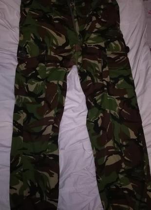 "Брюки мужские полевые ""хаки"" trousers dpm combat"