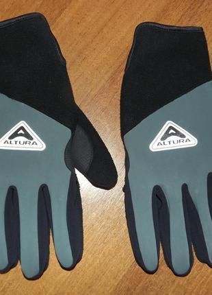 Спортивные перчатки altura thermastretch