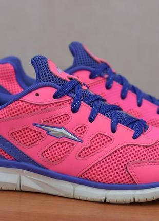 Розовые беговые кроссовки avia, 38 размер. оригинал